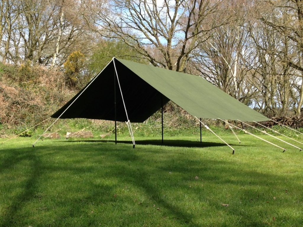 Dining Tent, which is available for hire